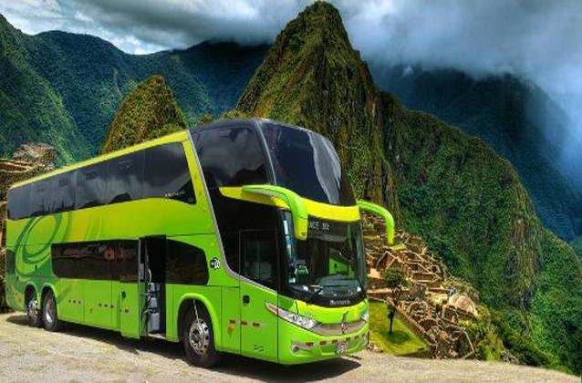 Voyage en bus de Machu Picchu