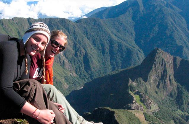 Machu Picchu Montaña kaartje 7am + Machu Picchu