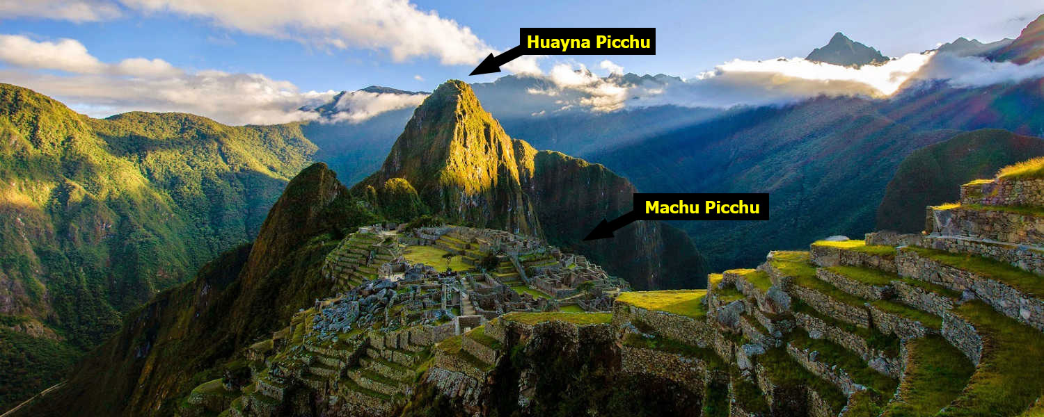 official Huayna Picchu tickets